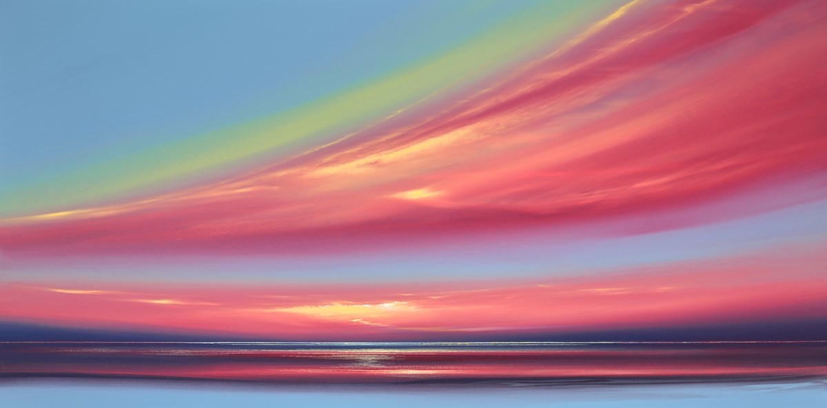 Twilight Skyline